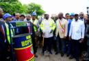 Le gouverneur Gentiny Ngobila invite la population Kinoise à faire de l'opération « Kin Bopeto » leur cheval de bataille