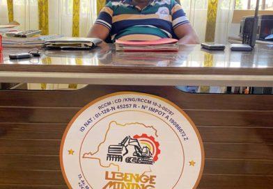 Entretien des routes : l'ADG de la société « Libenge Mining » à la rescousse de la population du Sud-Ubangi